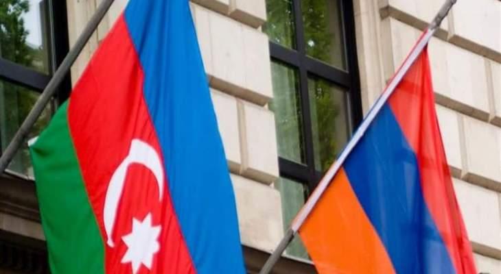 وزيرا خارجية أرمينيا وأذربيجان إجتمعا للمرة الأولى منذ تشرين الثاني 2020