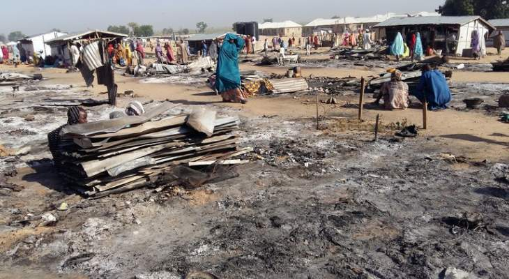الامم المتحدة:ارتفاع عدد قتلى هجوم بوكو حرام شمال شرقي نيجيريا الى 110