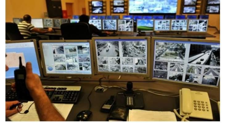 جريح نتيجة تصادم بين عدد من المركبات داخل نفق العدلية باتجاه جسر الفيات
