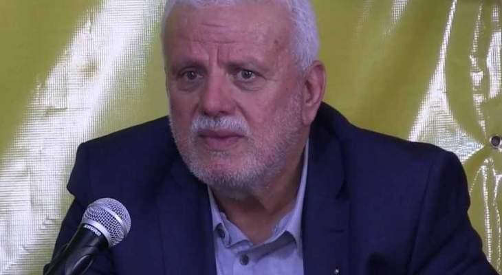 أبو العردات: أتابع قضية تسجيل الطلاب الفلسطينيين مع شهيب وبهية الحريري