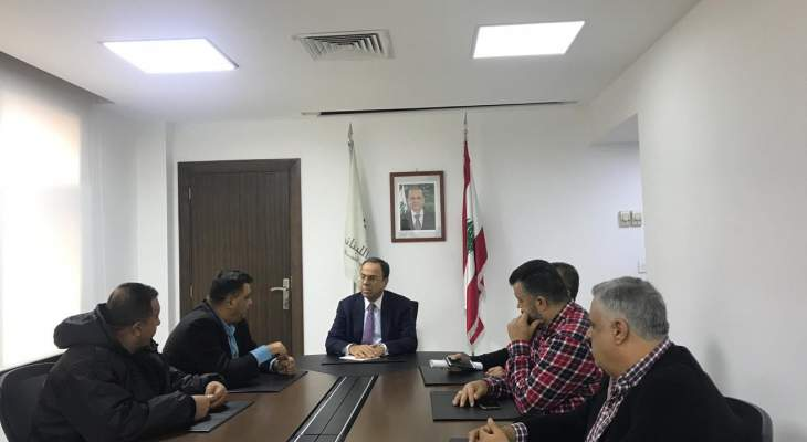 بطيش: قانون حماية المستهلك يلز التعامل بالليرة اللبنانية على الاراضي اللبنانية