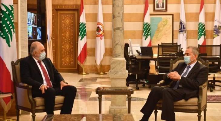 السفير السوري: فهمي تجاوب مع طلبنا لمواكبة تدفق السوريين بلبنان للتصويت بالانتخابات الرئاسية