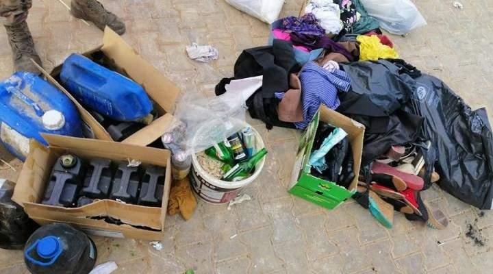 الجيش: توقيف 11 شخصا في منطقتي جل الديب والذوق لقيامهم بأعمال شغب