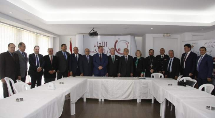 اللقاء الارثوذكسي: ستبشر خيرا من زيارة بوتين للكاتدرائية المريمية في دمشق
