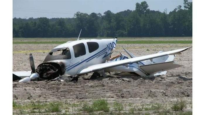 مقتل شخص وإصابة 2 آخرين بتحطم طائرة في مطار بالبرازيل