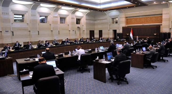 الحكومة السورية أقرت خطة متكاملة لتعويض المتضررين من الحرائق في اللاذقية وطرطوس وحمص