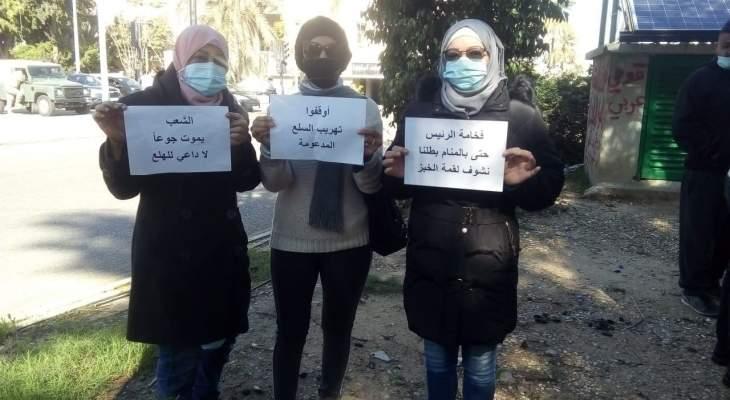 النشرة: تحرك لناشطين بحراك صيدا احتجاجا على تمديد فترة الحجر