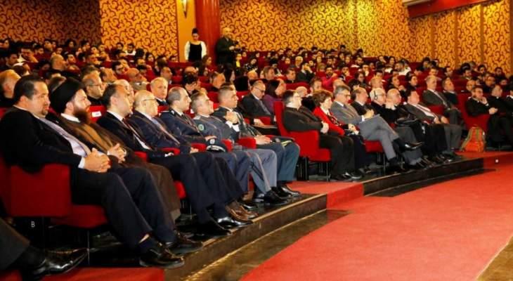 جامعة الحكمة اختتمت مؤتمرها السنوي حول الأزمات الراهنة ودور الجامعة