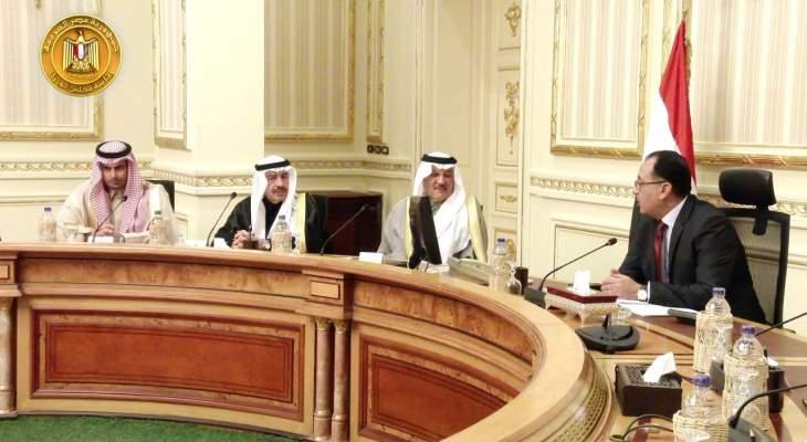 سفير السعودية في مصر: توجه المستثمرين لزيادة ضخ الأموال في مصر