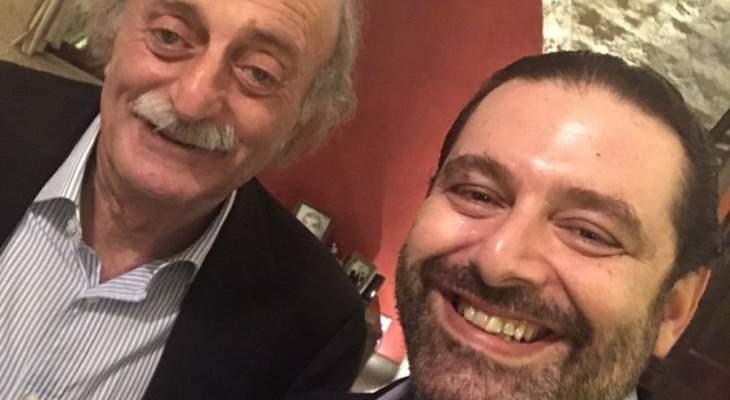 الأنباء: لا قلق حيال موقف جنبلاط من الحريري وبري كفيل بالحد من تدهور علاقتهما