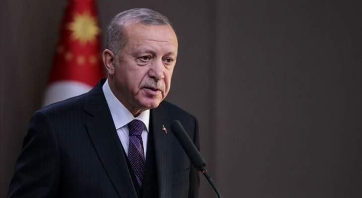 اردوغان دعا الناتو لتحديث نفسه: نحن البلد الوحيد الذي قاتل داعش وجها لوجه وهزمه بسوريا