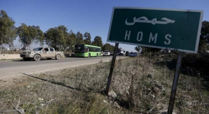 سانا: إصابة أشخاص عدة بانفجار عبوة ناسفة في حي كرم اللوز بمدينة حمص