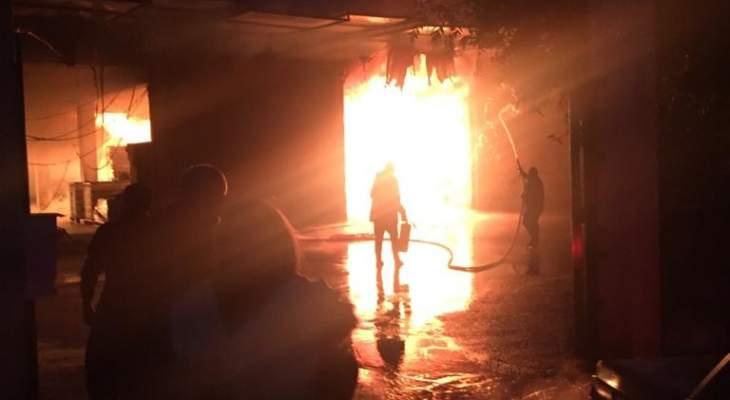 عراقي يقتل أطفاله الأربعة حرقا بمحافظة كربلاء