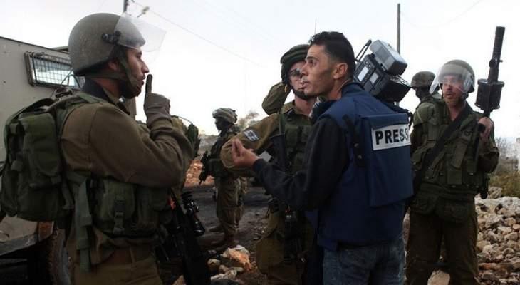 نقابة الصحفيين الفلسطينيين: إسرائيل قتلت أكثر من 46 صحفيا فلسطينيا منذ العام 2000