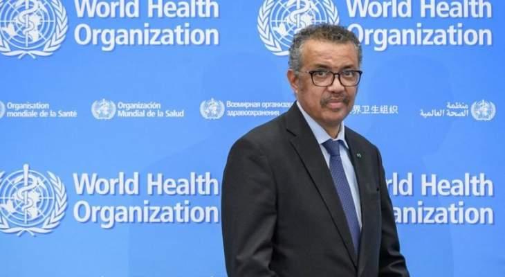 الصحة العالمية: نتوقع تسليم 237 مليون جرعة من لقاح أسترازينيكا لـ142 ضمن كوفاكس هذا الشهر