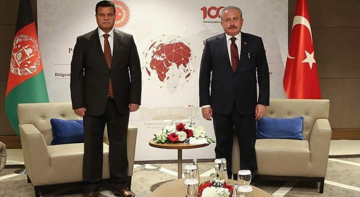 """رئيس البرلمان التركي: العلاقات القذرة لـ""""ب ي د"""" هي السبب بعودة تحركات داعش بسوريا"""
