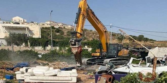 """منظمة """"السلام الآن"""": الحكومة الإسرائيلية تدفع بالإستيطان في منطقة E1"""