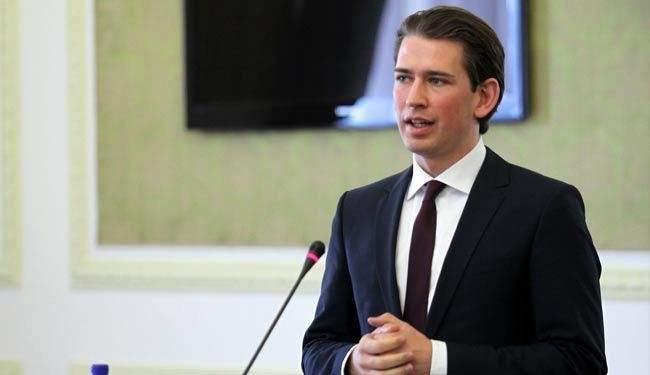 رئيس برلمان النمسا حدد الإثنين موعدا للتصويت على مذكرة لحجب الثقة عن كورتز