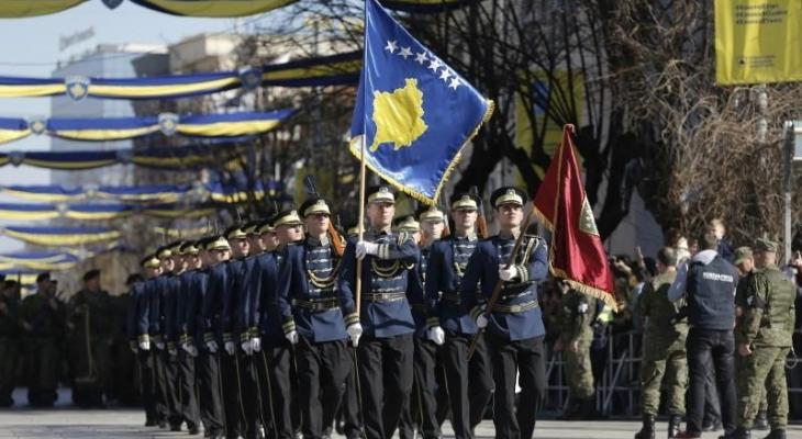كوسوفو تتمنّى بناء جيش على غرار دول الاتحاد الاوروبي