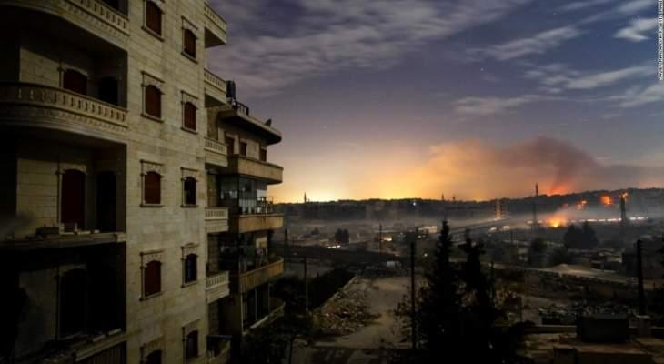 مقاتلات صينية على خط معارك الشمال السوري.. ومفاجأة مقبلة لبوتين