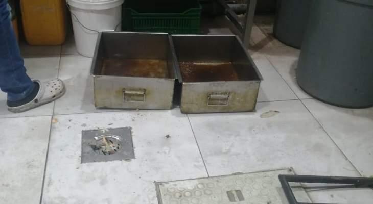 محافظ بيروت أمر بمداهمة محلّ لبيع الدجاج غير مطابق للمعايير الصحية وشروط السلامة