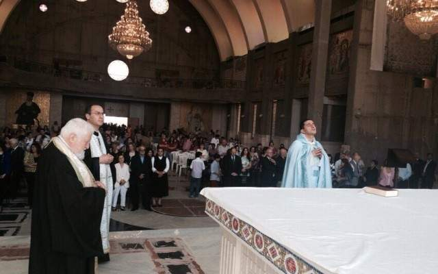 كاريتاس لبنان تختتم الشهر المريمي في سيدة المنطرة- مغدوشة
