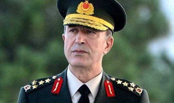 وزير الدفاع التركي: لم ولن نستخدم أسلحة كيميائية محظورة