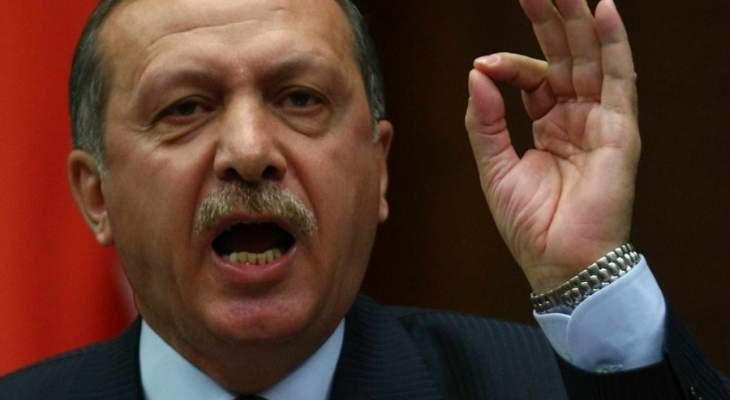 أردوغان أكد لنظيره الإسرائيلي ضرورة إتاحة دخول المسلمين للأقصى دون قيود