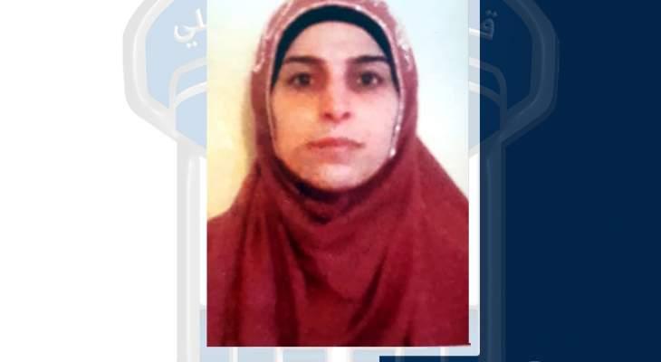 قوى الأمن عممت صورة مفقودة غادرت منزل ذويها في ببنين العكارية ولم تعد