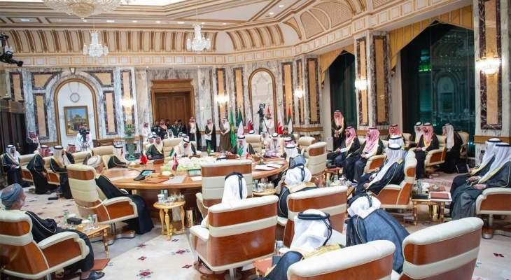 مجلس التعاون الخليجي: لمشاركة دول مجلس التعاون في المفاوضات الجارية في فيينا