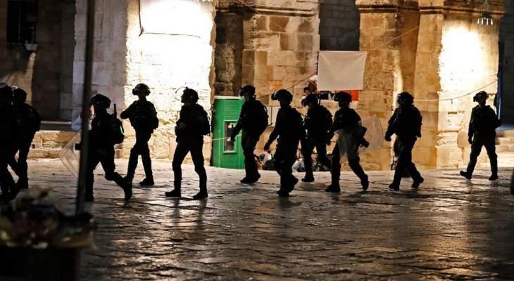 القسام: إذا لم يفك العدو الحصار عن المرابطين المعتكفين في المسجد الأقصى فلينتظر ردنا خلال ساعتين