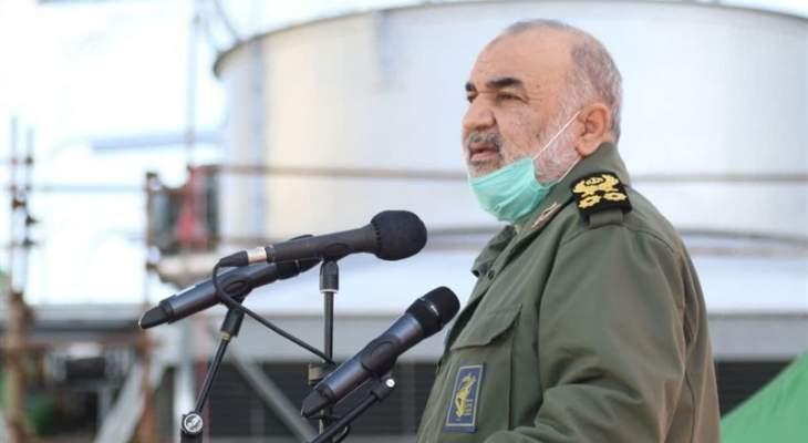 الحرس الثوري الإيراني: الأعداء لا يريدون لإيران أن تكون قوية ومزدهرة