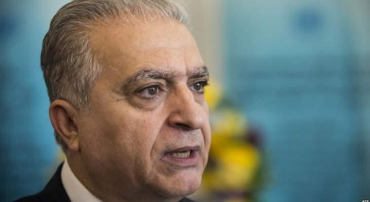 وزير خارجية العراق: القرار الأميركي بشأن الجولان مخالف للشرعية وآحادي الجانب
