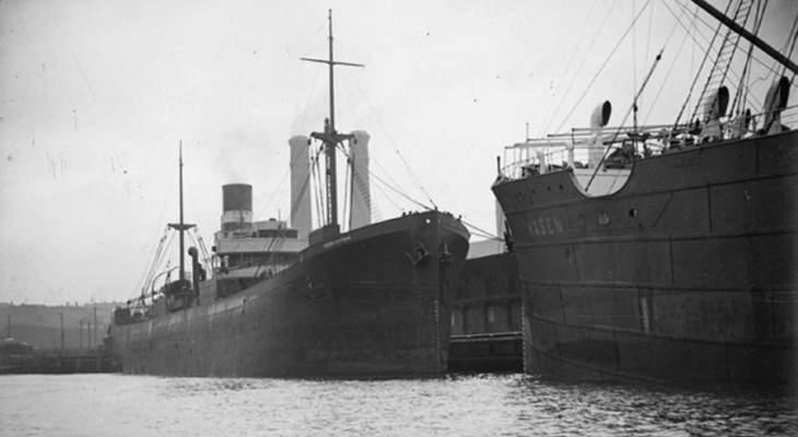 العثور على سفينة أسترالية غرقت خلال الحرب العالمية الثانية