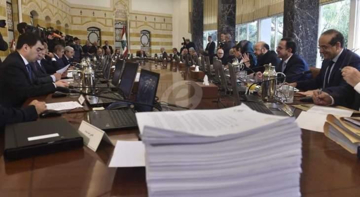 """مصادر وزارة حذرت عبر """"الديار"""" من امتداد الكباش الإنتخابي إلى الحكومة"""