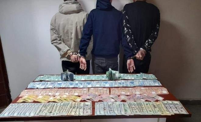 قوى الأمن: القبض على 3 مواطنين سرقوا محلا لبيع أدوات زراعية بخربة سِلم