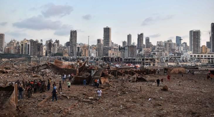 خارجية ألمانيا:سنقدم مساعدات إلى لبنان في أعقاب الانفجار الكبير