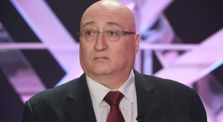 جوزيف أبو فاضل ناشد الرئيس عون عدم توقيع مرسوم التشكيلات الإدارية
