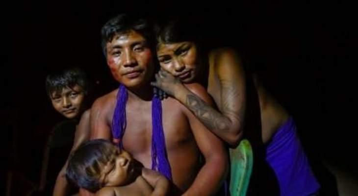 شركات التعدين الدولية تهدد أسلوب عيش آخر قبيلة تسكن غابات الأمازون