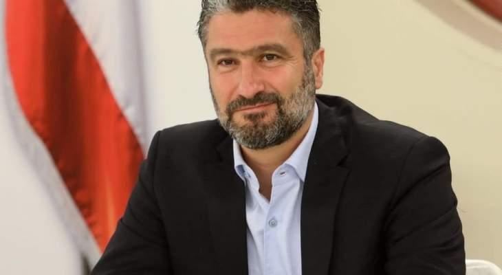 المعلوف: لتكن رئاسة الجمهورية لكل اللبنانيين لا لفئة دون الأخرى
