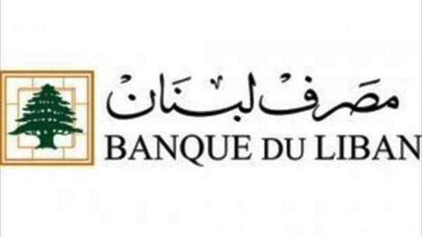 مصرف لبنان: الإستنتاجات عن دمج وإفلاسات للمصارف في لبنان غير صحيحة