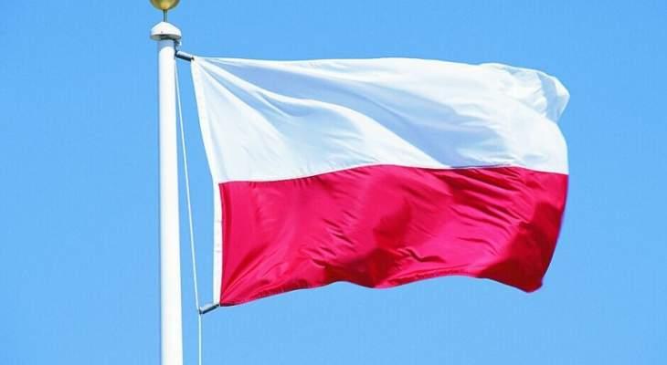 """بولندا تعتزم شراء 32 مقاتلة من طراز """"إف-35"""" من أميركا"""