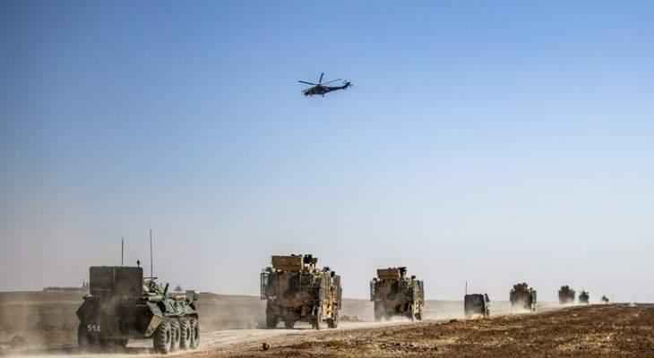 سانا: الجيش الأميركي أخرج شاحنات حبوب مسروقة من الحسكة إلى شمال العراق
