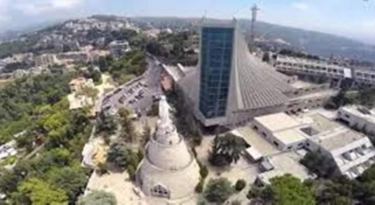 سيدة لبنان-حاريصا:الفيديو المتداول قديم العهد والهدف من نشره خلق النعرات الطائفية