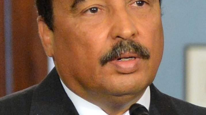 الرئيس الموريتاني: قطر دعمت الإرهاب وخربت دولا عربية