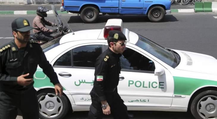 الشرطة الإيرانية: مقتل 3 من حرس الحدود بهجوم في شمال غرب البلاد