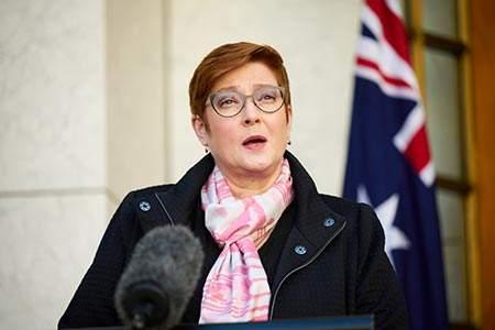 خارجية أستراليا: نحث على الحوار مع الصين دون شروط مسبقة