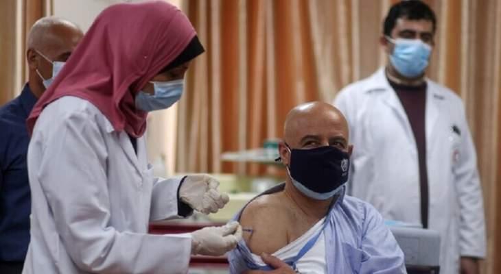 """الصحة الفلسطينية أعلنت إتلاف 50 ألف جرعة من لقاح """"سبوتنيك"""" الروسي"""