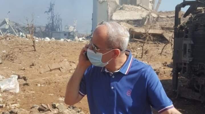 خير: وحدة الكوارث بالقصر الحكومي أمنت 5000 وحدة سكنية من اللبنانيين للمتضررين بانفجار بيروت