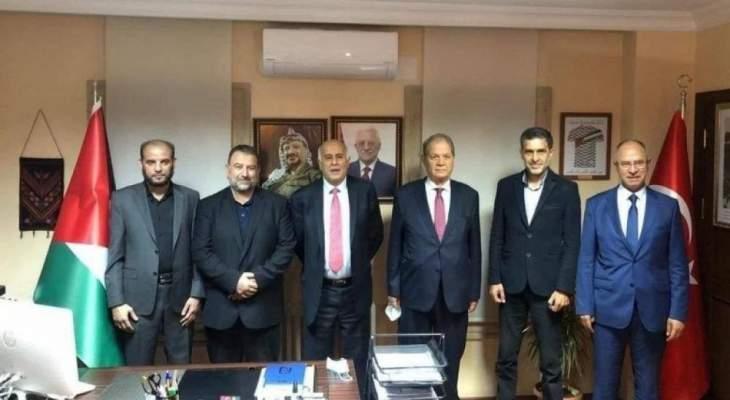 لقاء ثان للفصائل الفلسطينية بداية تشرين الاول:هل تطوى صفحة الخلافات؟!